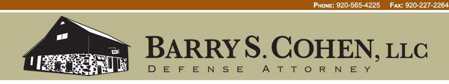 Barry S. Cohen, LLC header image